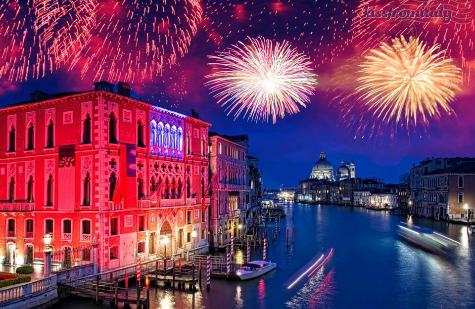 Венеція театр вражень Туроператор Tango travel