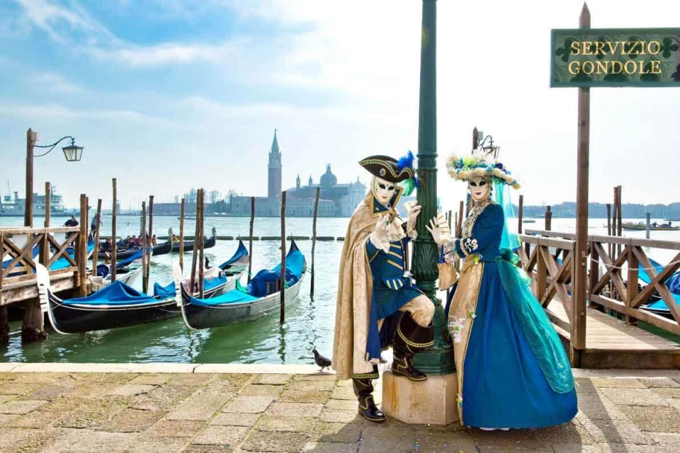 Venice carnevale 2017 the best events kissfromitaly for Venice craft fair 2017
