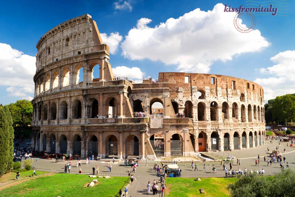 How Did The Colosseum Get Its Name?