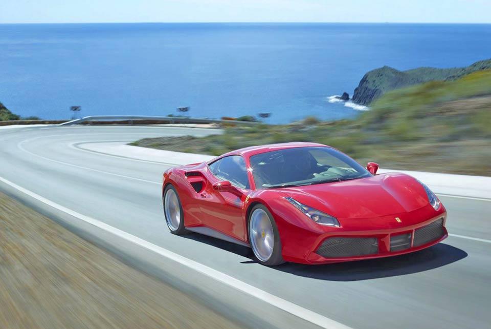 Maserati Ghibli Price >> Drive Ferrari and Lamborghini on the Amalfi Coast ...
