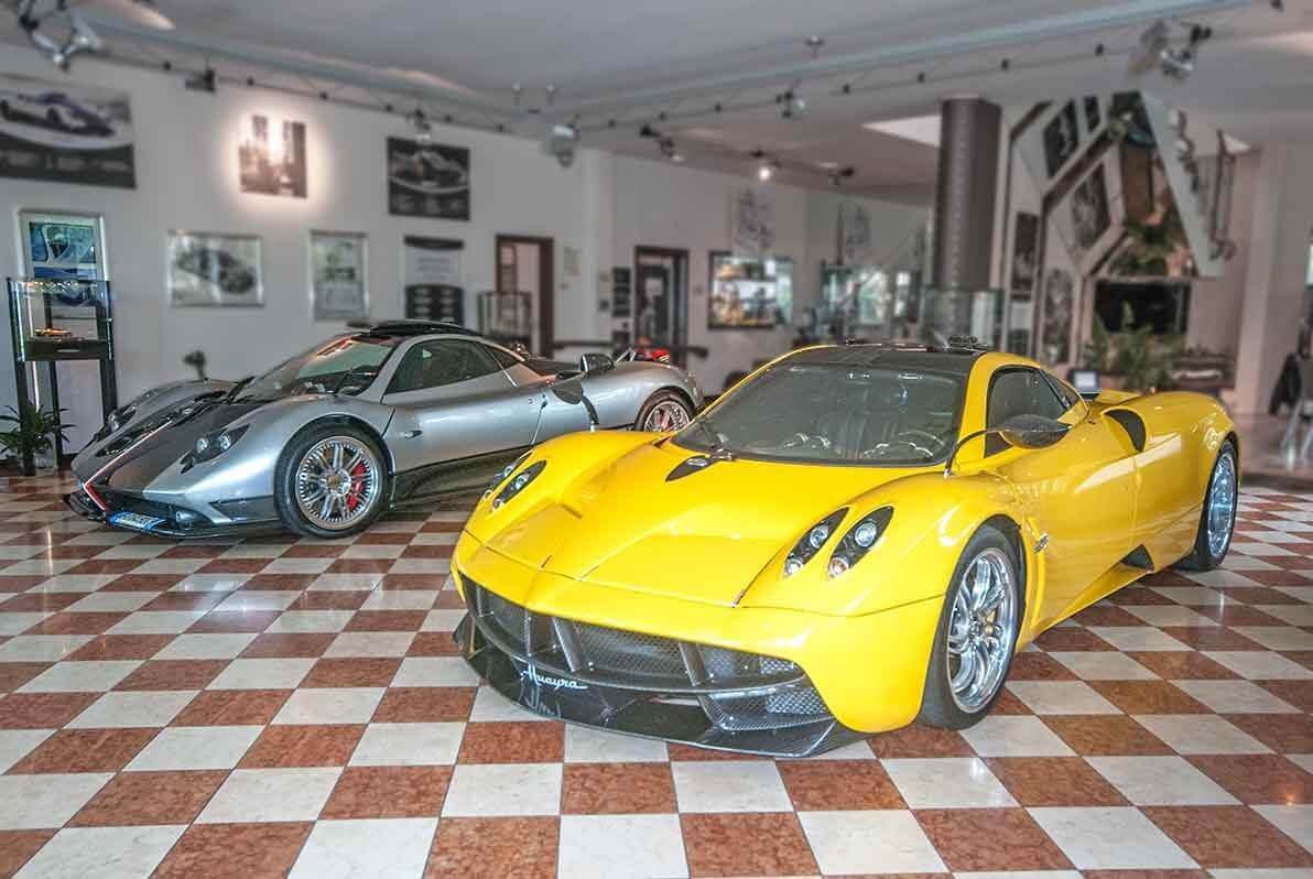 Ferrari Lamborghini Pagani Factory Tour Kissfromitaly
