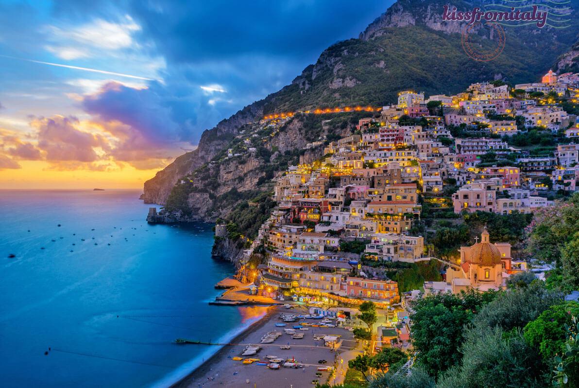 Tour Positano Italy