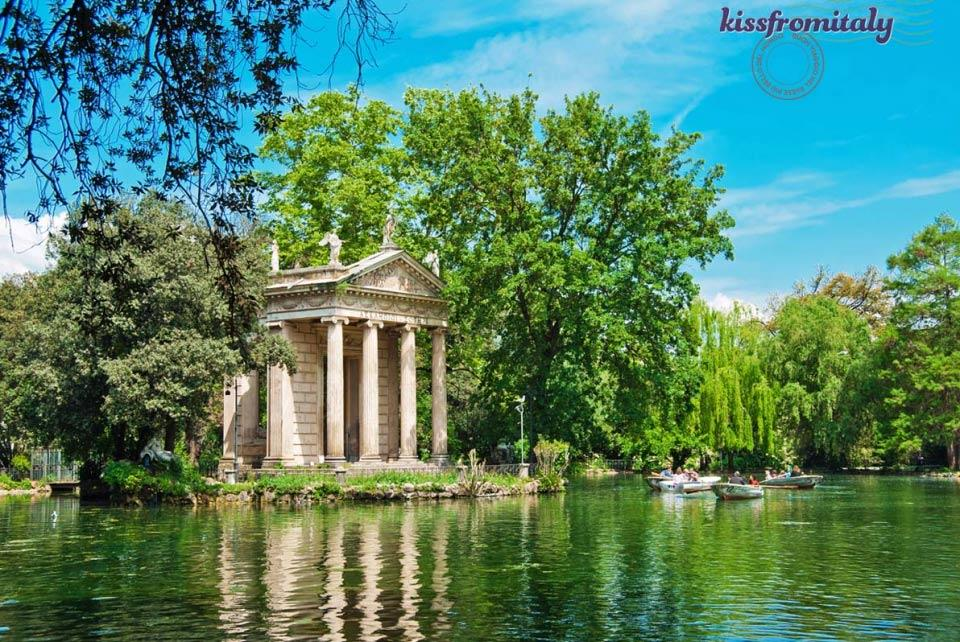 Borghese Gallery And Park Kissfromitaly Italy Tours