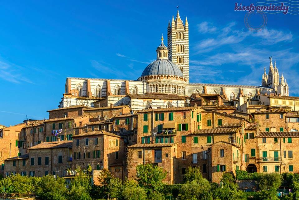 Italian Florence: Daytrip To Siena And San Gimignano - KissFromItaly