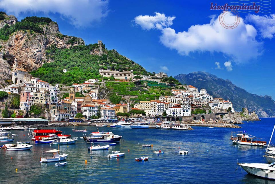 Amalfi Coast Daytrip From Rome Kissfromitaly Italy Tours