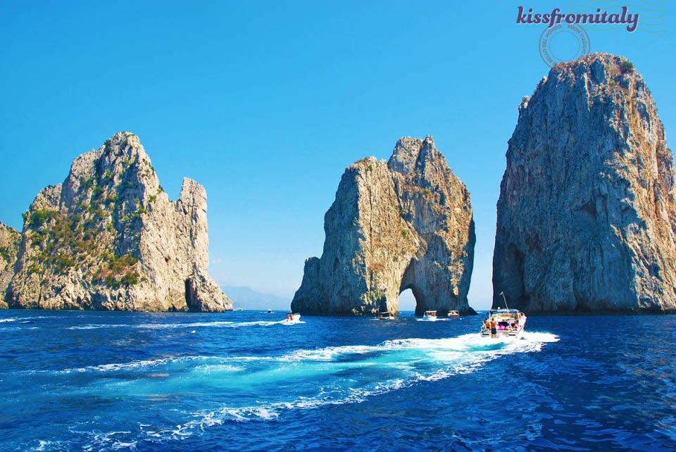 Sorrento Private Boat Tours