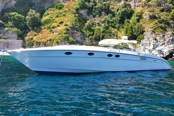 Capri Island Boat Tour from Amalfi - KissFromItaly  Italy ...